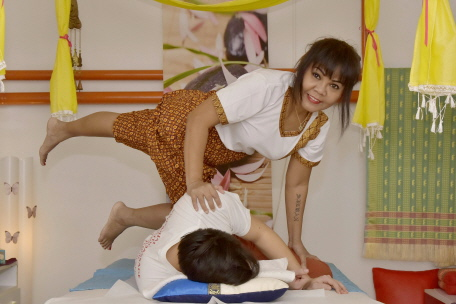 Traditionelle Thai Massage Winterthur Noi Zeller